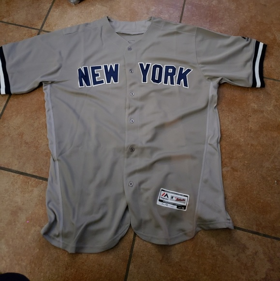 watch 1a43c cc9dc Ny yankees Aaron judge JERSEY SIZE MED-3XL